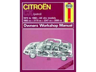 Citroen CX 2200