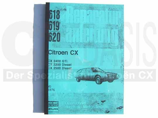 Citroen CX 2500 D