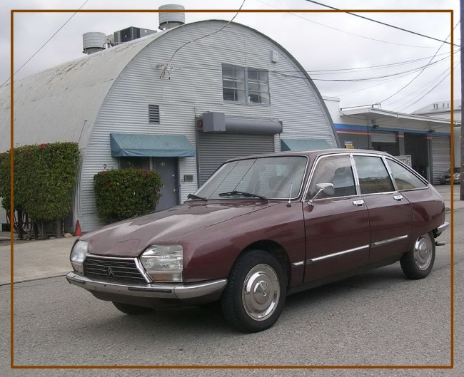 Citroen GS Pallas