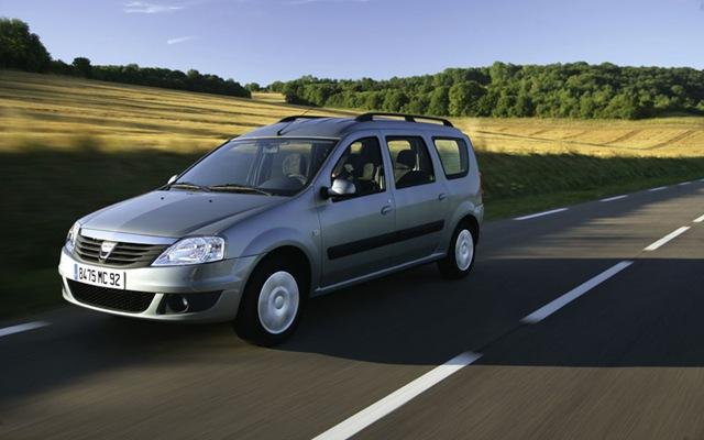 Dacia Logan MCV 1.4