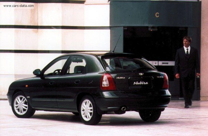 Daewoo Nubira 1.6 SE