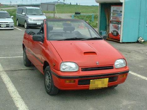 Daihatsu Leeza 0.7 AT