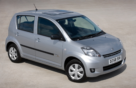 Daihatsu Sirion 1.0