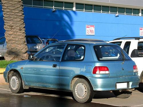 Daihatsu Sirion 1.3i Sport Automatic