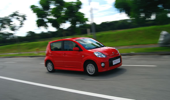 Daihatsu Sirion 1.5i Sport Automatic