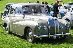 Daimler Conquest Century