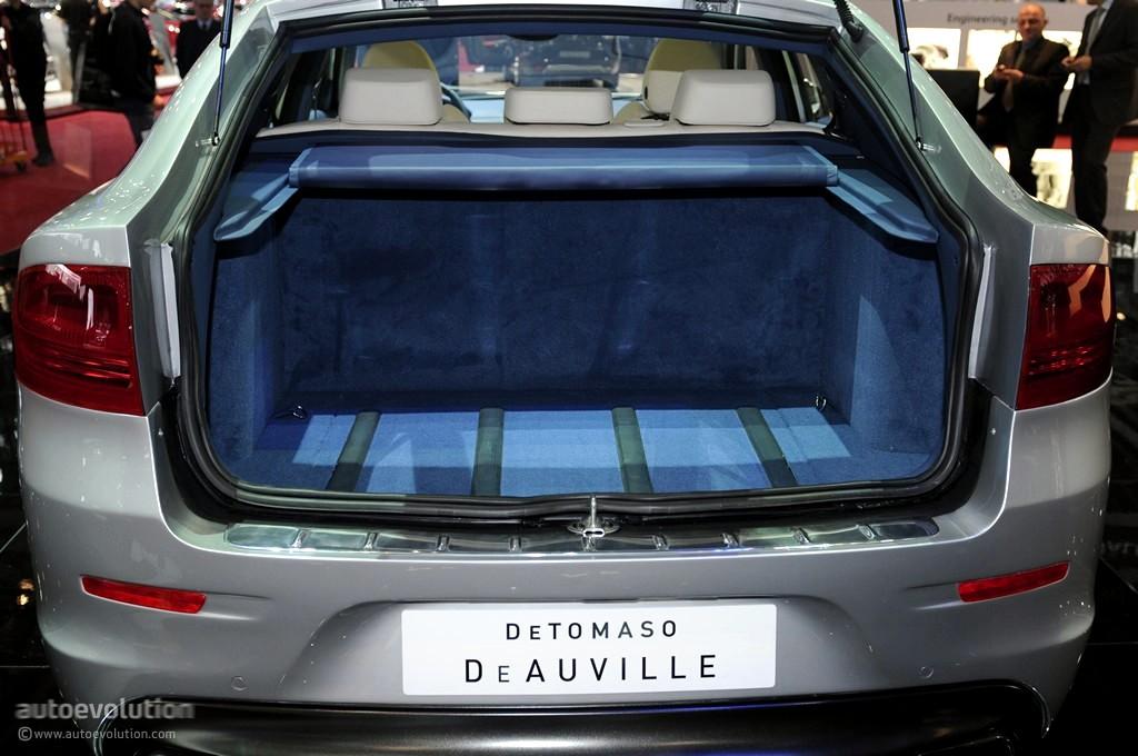 De Tomaso Deauville
