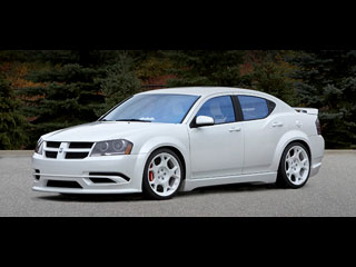 Dodge Avenger 2.4 AT