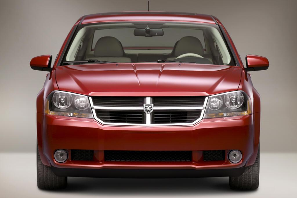 Dodge Avenger Express