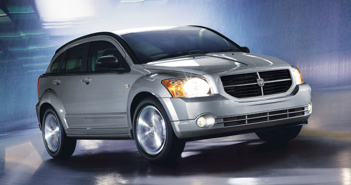 Dodge Caliber 2.0 Turbodiesel