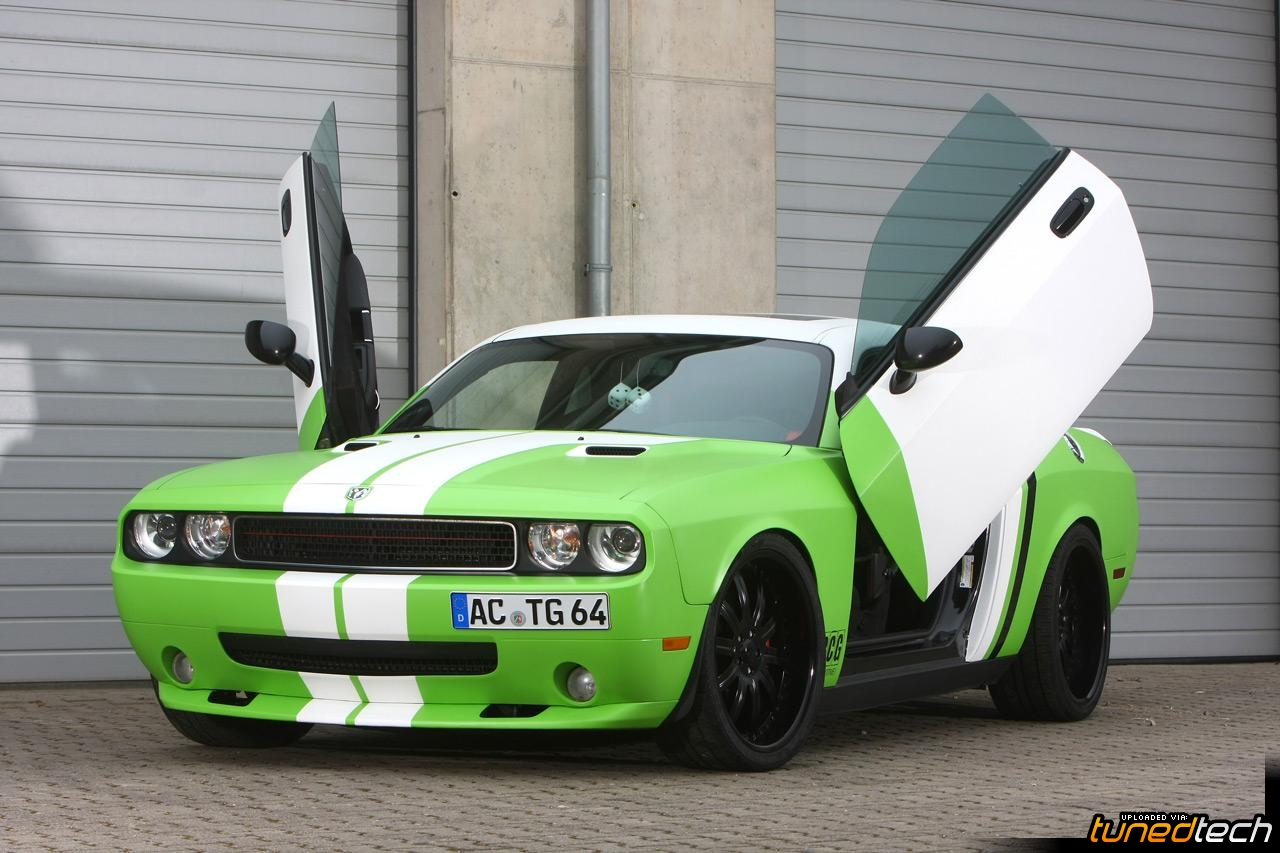 Dodge Challenger 7.0