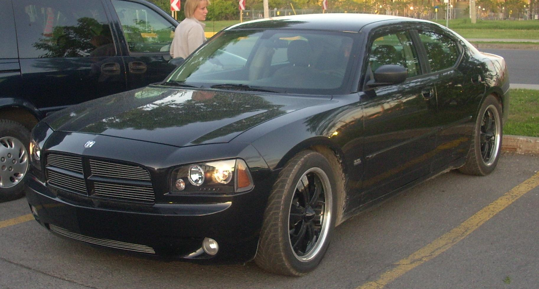 Dodge Charger 3.5L