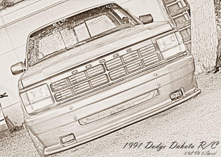 Dodge Dakota 3.9 i V6 4X4 Regular Cab