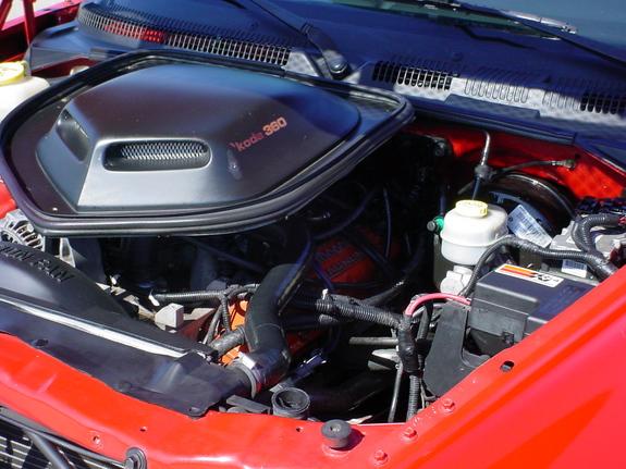 Dodge Dakota 5.9