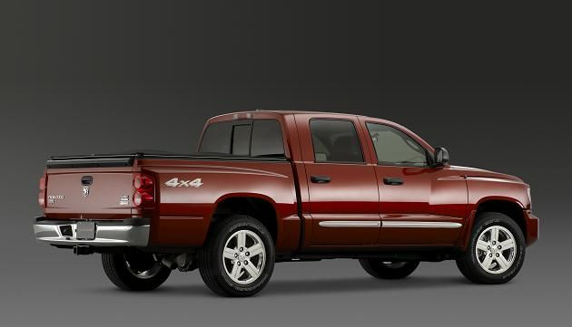Dodge Dakota Extended Cab 4x4