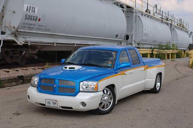 Dodge Dakota Quad Cab