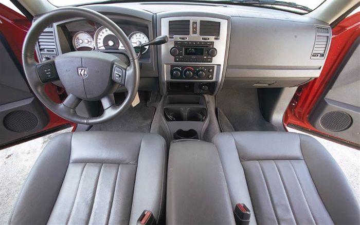 Dodge Dakota Quad Cab 4x4 Laramie