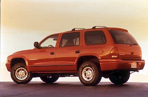 Dodge Durango 5.9 i V8