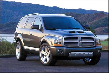 Dodge Durango ST