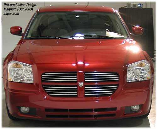 Dodge Magnum 2.7 V6