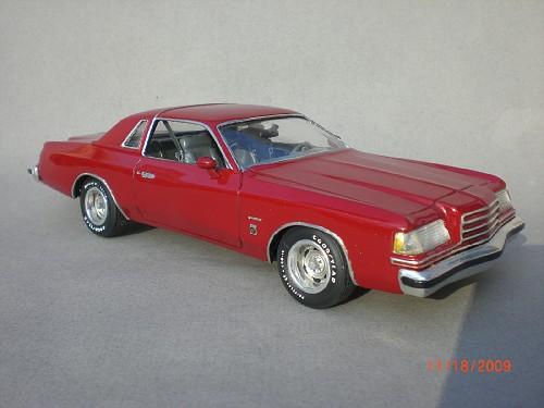 Dodge Magnum XE