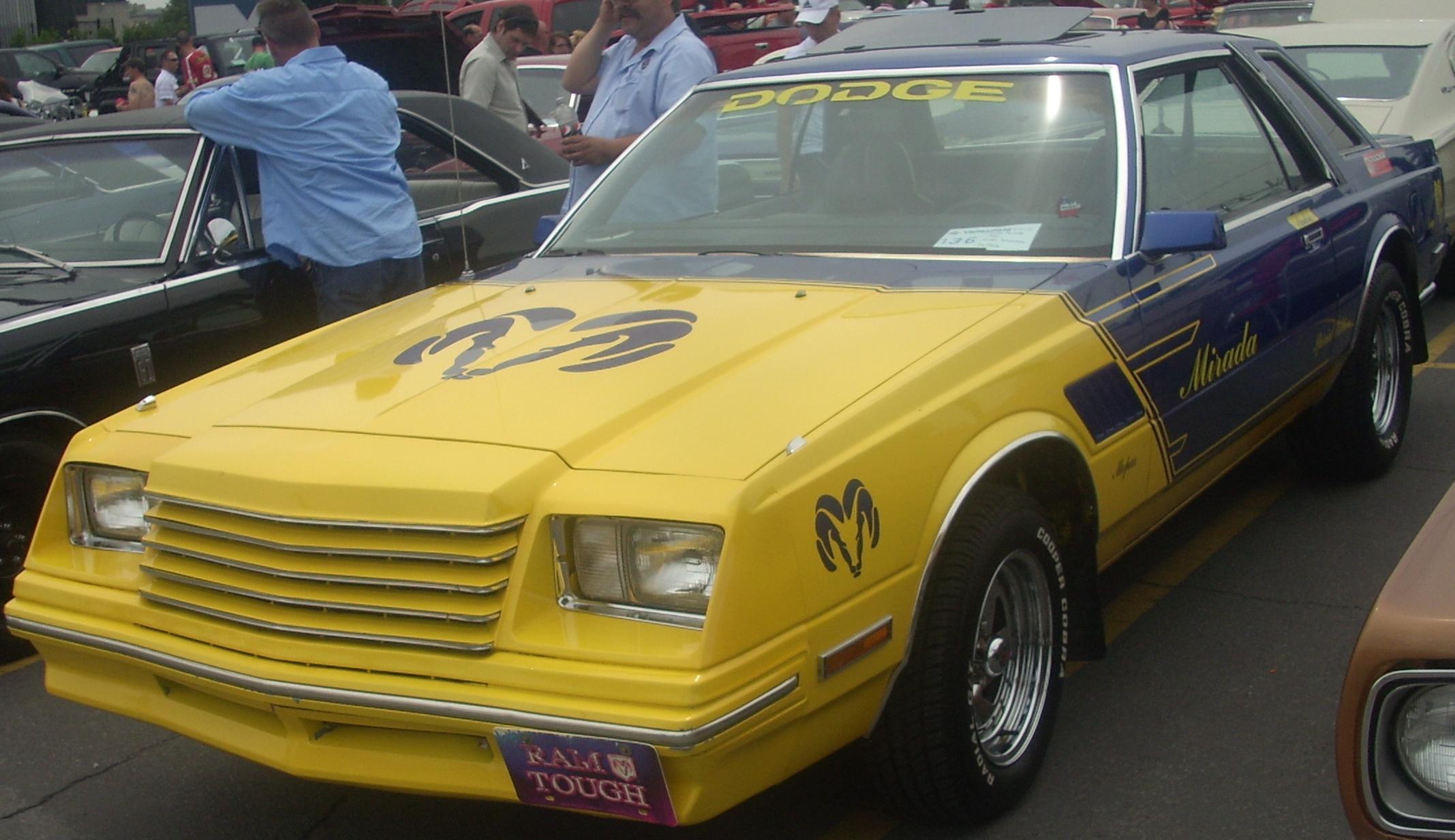 Dodge Mirada