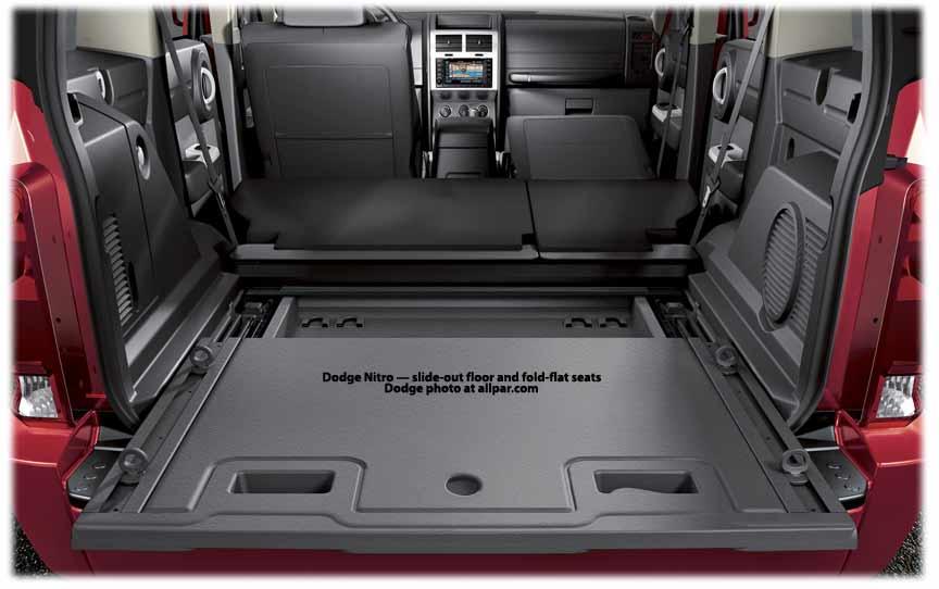 Dodge Nitro 3.7I SXT Automatic