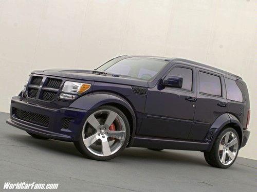 Dodge Nitro SLT