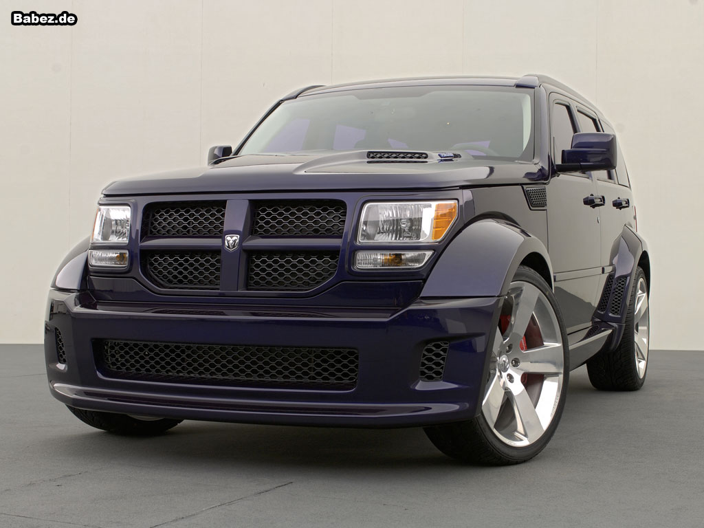 Dodge Nitro SXT
