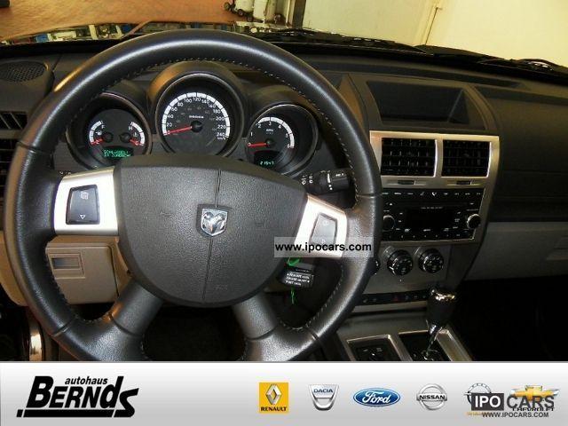 Dodge Nitro SXT 4x4