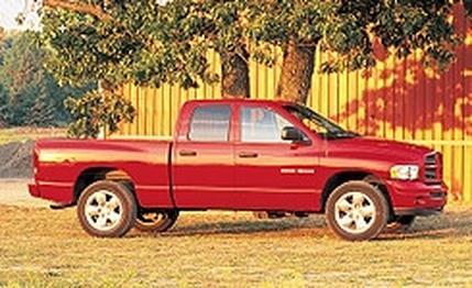 Dodge Ram 1500 Crew Cab 4x4