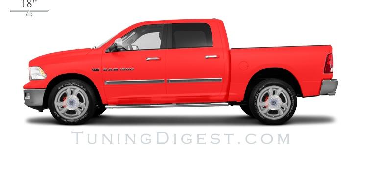 Dodge Ram 1500 Crew Cab Laramie