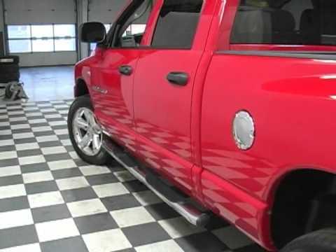 Dodge Ram 1500 Mega Cab Laramie 4x4