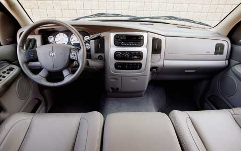 Dodge Ram 2500 Crew Cab 4x4