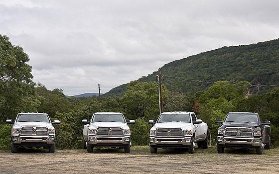 Dodge Ram 2500 Quad Cab Power Wagon 4x4