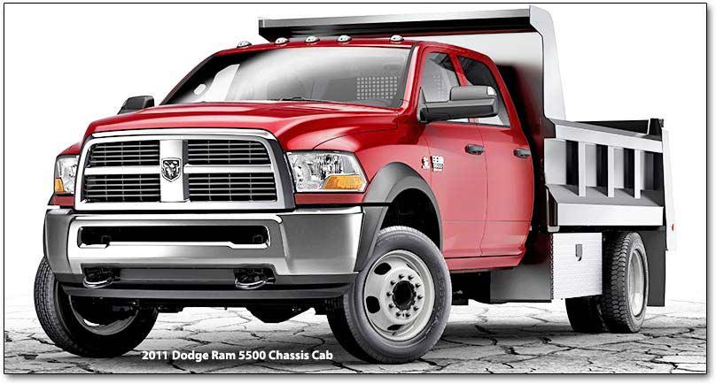 Dodge Ram 3500 Crew Cab ST