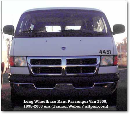 Dodge RAM 5.2 i V8 2500 LWB