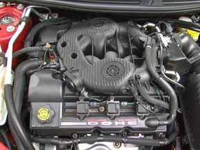 Dodge Stratus 2.7