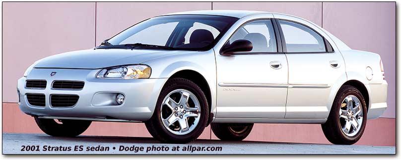 Dodge Stratus 2.7 L MT