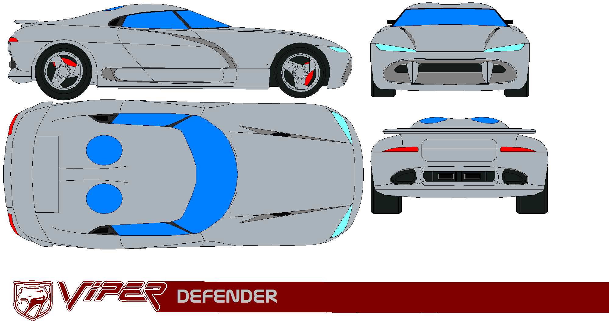 Photos Of Dodge Viper Defender Photo Tuning Dodge Viper Defender 04 Jpg Gr8autophoto Com