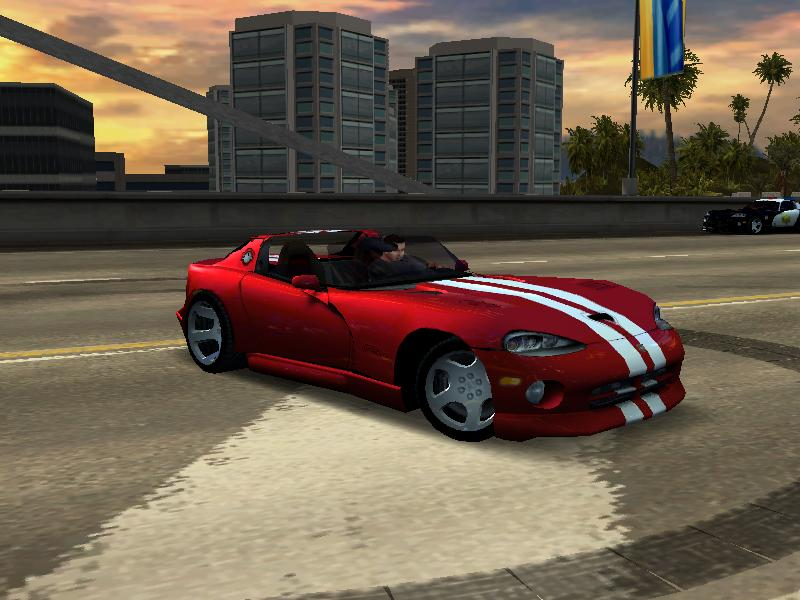 Dodge Viper RT
