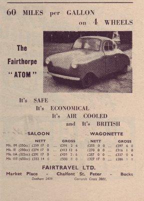 Fairthorpe Atom