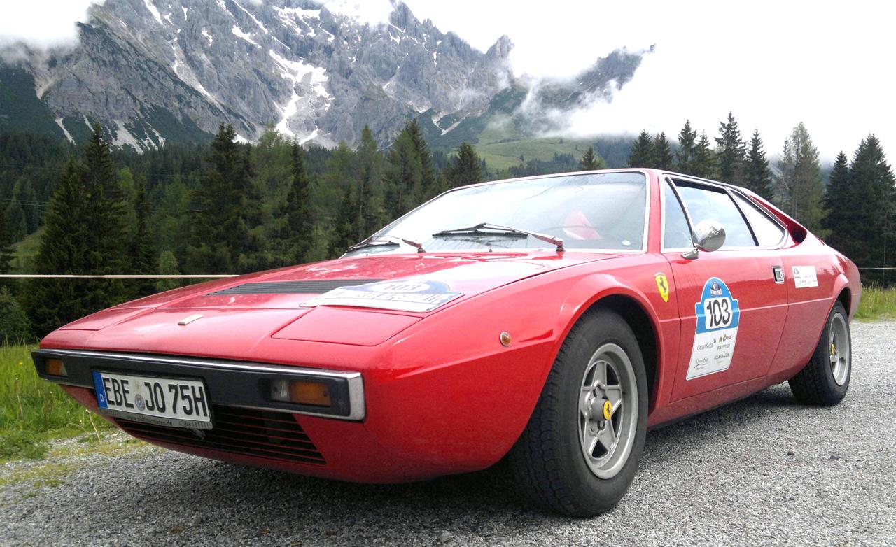 Ferrari 208 GT 4