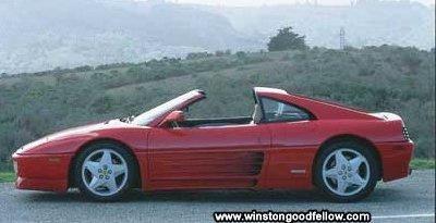 Ferrari 348 TS Targa