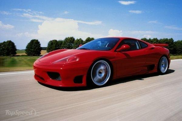 Ferrari 360 360 Spider