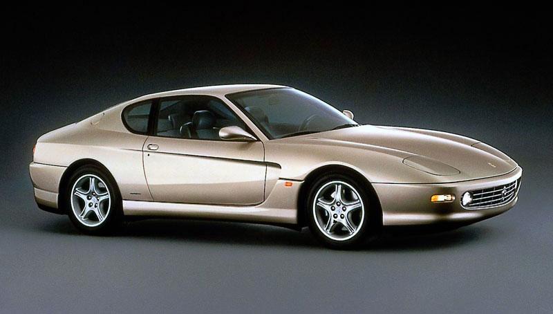 Ferrari 456M GTA
