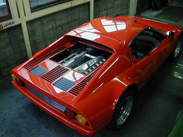 Ferrari 512 BBi Turbo
