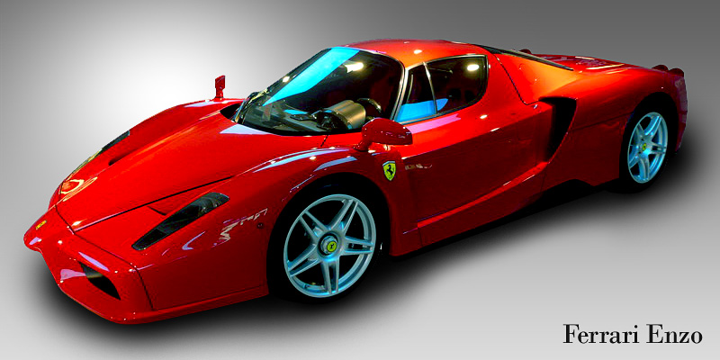 Ferrari Enzo 6.0 V12