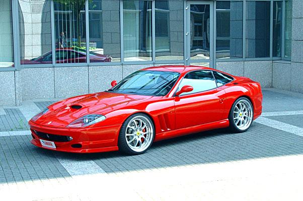 Ferrari Maranello 550