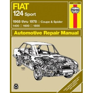 Fiat 124 Spider 1400